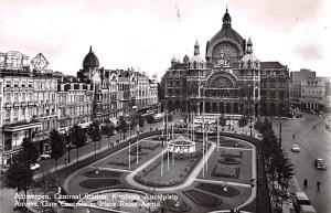 Antwerpen Belgium, Belgique, Belgie, Belgien Centraal Station, Koningin Astri...