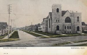 WINNIPEG , Manitoba , Canada , 1907 ; Ralph Connor's Church