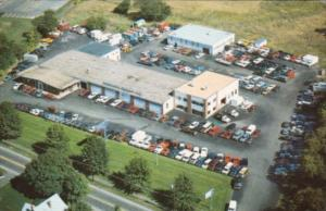 Massachusetts Danvers The Danvers Motor Company Ford Sales & Service Since 1933