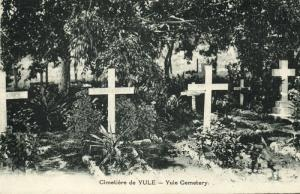 papua new guinea, YULE, Cemetery (1910s) Mission