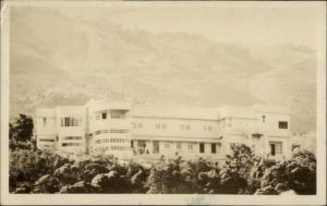 Haiti - Hotel La Citadelle Used Real Photo Postcard Port Au Prince Cover
