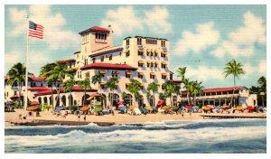 Floriida Miami Beach Pancoast Hotel