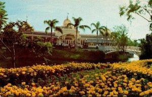 Florida Walt Disney World The Crystal Palace Restaurant