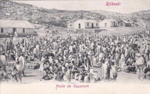 DJIBOUTI , Halle de Saganeiti , 00-10s