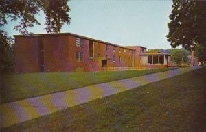 Iowa Decorah Oscar L Olson Hall Luther College