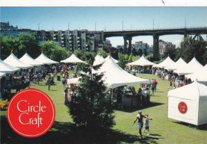 Circle Craft 2nd Annual Summer Craft Fair , Granville Island , VANCOUVER , B....