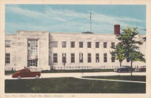 New Post Office, SAULT STE. MARIE, Ontario, Canada, 1910-1920s