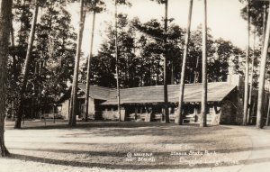 RP: DOUGLAS LODGE , Minnesota, 1943; Forest Inn, Itasca State Park