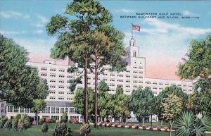 Mississippi Gulfport Edgewater Gulf Hotel Davis Between Gulfport And Biloxi