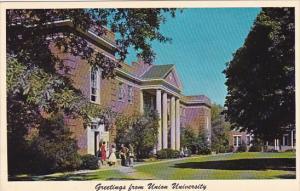 Social Religious Building Union University Jackson Tennessee