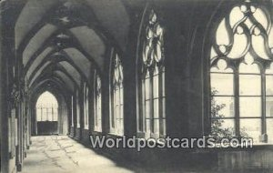 Kreuzgang im Munster Basel Swizerland 1907