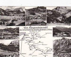 Austria Der Bregenzerwald Multi View Real Photo