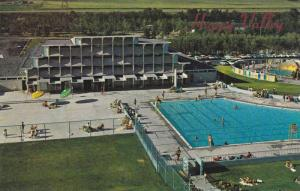 Happy Valley, Swimming Pool, Calgary, Alberta, Canada, 1950-1960s