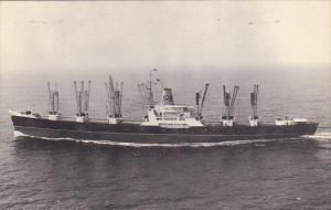 S S African Sun Cargo Ship Farrell Lines New York City Dexter Press
