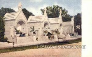 Metairie cemetary New Orleans LA Unused