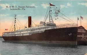 5663 S.S.  Suwannee,  M and M T. Line