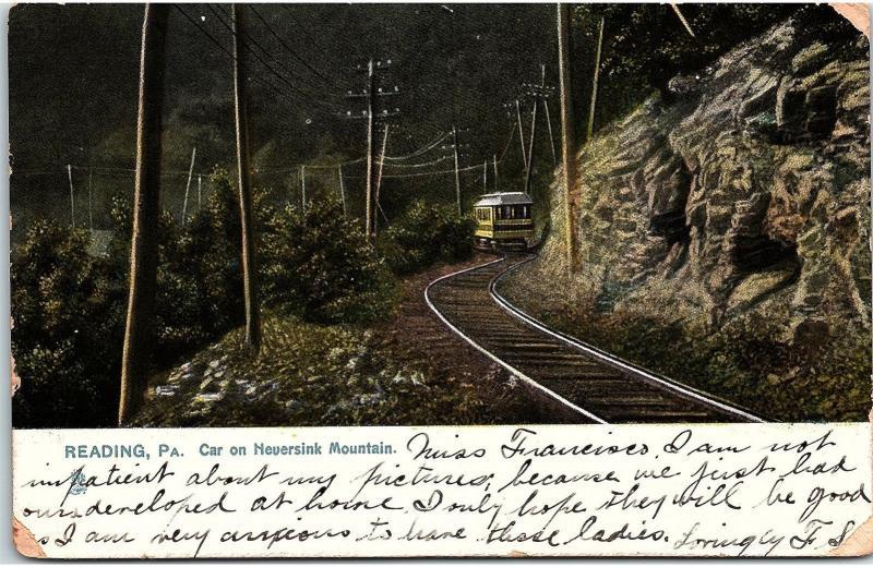 The Train (Neversink)