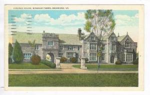 Virginia House, Windsor Farms, Richmond, Virginia, PU-1932