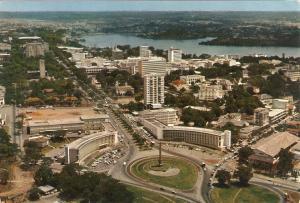 Postal 020182 : Republique de la Cote D Ivoire, Abidjan