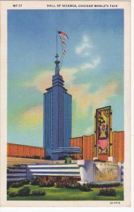 Chicago World's Fair 1933 Hall of Science Curteich