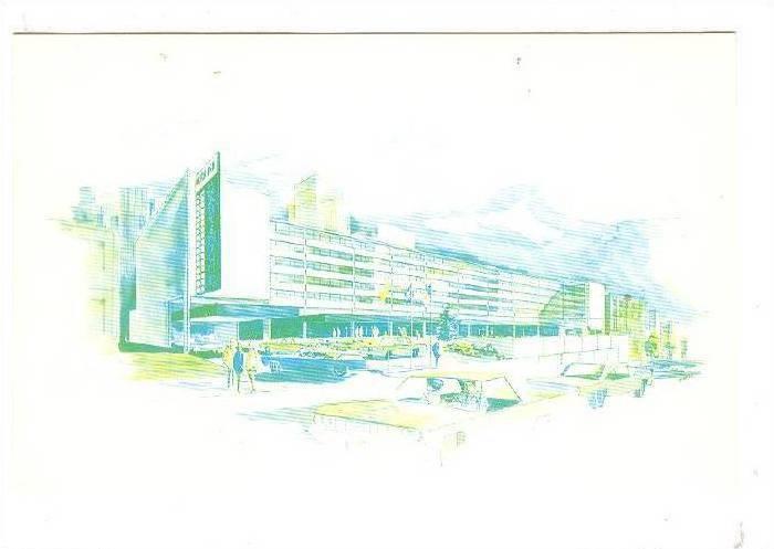 Montreal , Quebec , Canada, 40-60s ; Martinique Hotel Motor Inn