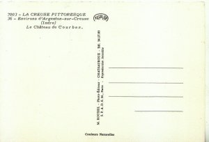 France Postcard - Environs d'Argenton-Sur-Creuse - Le Chateau De Courbas  20313A