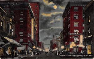 Des Moines Iowa~Bob O'Callaghan~Drug Stores~Billiards~Unique Theatre c1910