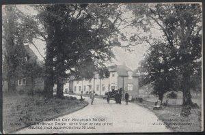 Essex Postcard - At The Boys Garden City, Woodford Bridge  RS11717