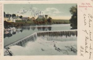 ENOSBURG FALLS , Vermont , PU-1906 ; The Falls