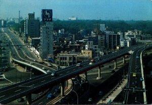 Japan Tokyo The Expressways