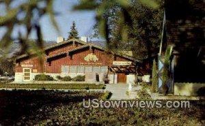 Italian Swiss Colony Winery - Asti, CA