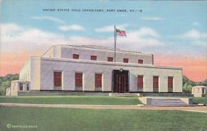 Kentucky Fort Knox United States Gold Depository1941