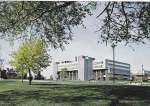 Mathematics and Computer Science Building, University of Waterloo, Waterloo, ...