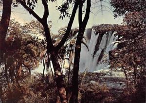 Zimbabwe Eastern Cataract, Victoria Falls Cascade