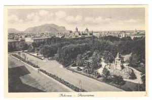 Palermo , ITALY , 00-10s : Panorama