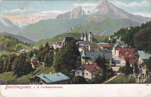 Berchtesgaden V. D. Locksteinstrasse, Bavaria, Germany, 1900-1910s
