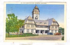 City Park Pavilion, Winnepeg, Manitoba, Canada, PU-1938