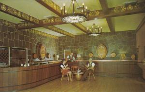 ASTI, California; 40-60s; Main Tasting Room, Italian-Swiss Colony Winery