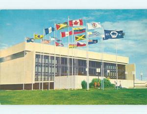 Unused Pre-1980 TOWN VIEW SCENE Winnipeg Manitoba MB p8614