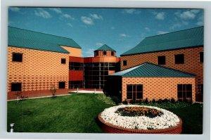 Fargo ND- North Dakota, USDA Northern Crop Science Laboratory, Chrome Postcard