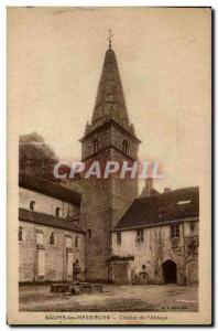 Old Postcard Baume Les Messieurs De L Abbaye Bell