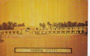 OKLAHOMA CITY, Oklahoma , PU-1966 ; Sauna Motel, one mile west of Frontier City