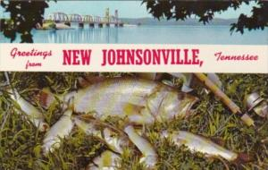 Greetings From New Johnsonville Tennessee