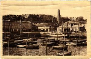CPA BREST - Le Bassin de Peche (384200)