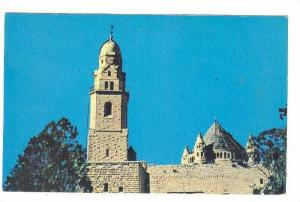 Tower of the Church of the Dormition, Jerusalem, Israel, 40-60s