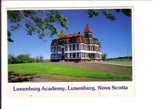 Lunenburg Academy, Lunenburg, Nova Scotia,  Canada,