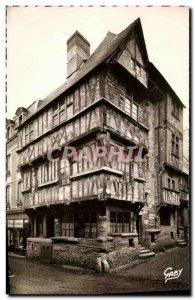 Postcard Modern Old Bayeux Hostellerie