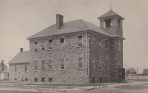 RP: ESTAVAN , Sask., Canada , 1900-10s ; Roentral School