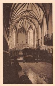 Poland Marienburg Westpr. Marienkirche Hochschloss Osten, Castle Church Interior