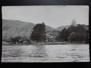 Cumbria: Waterhead Hotel, Coniston, Old Postcard